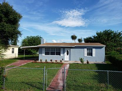 1017 Dogwood Road West Palm Beach, FL MLS# RX-10466073