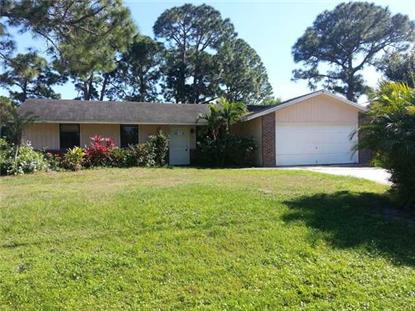 1791 SW Southworth Terrace Port Saint Lucie, FL MLS# RX-10467982