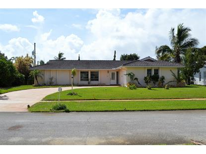 1858 Crafton Road North Palm Beach, FL MLS# RX-10470959