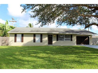 9091 Brandy Lane Lake Worth, FL MLS# RX-10473513