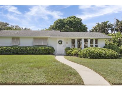 809 Shore Drive North Palm Beach, FL MLS# RX-10474779