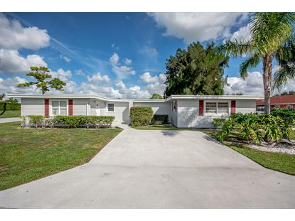 4237 Park Lane Palm Springs, FL MLS# RX-10474825