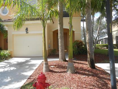 219 River Bluff Lane Royal Palm Beach, FL MLS# RX-10478270