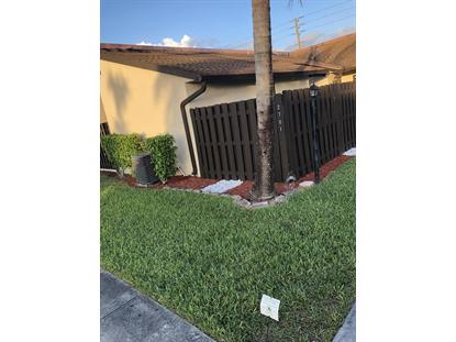 2701 Waterview Circle Palm Springs, FL MLS# RX-10479840