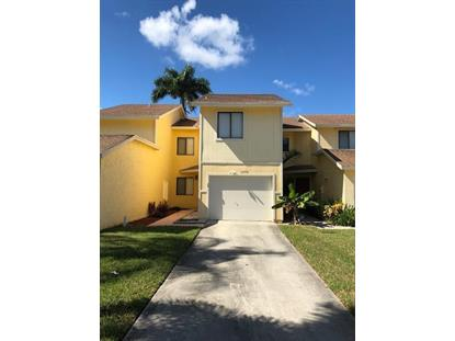 1573 Woodbridge Circle West Palm Beach, FL MLS# RX-10480793
