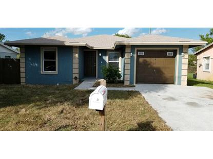 1348 W 32nd Street Riviera Beach, FL MLS# RX-10483417