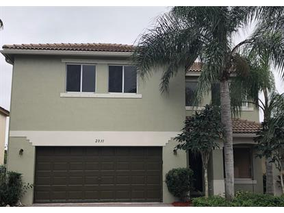 2031 N Little Torch Street Riviera Beach, FL MLS# RX-10483764
