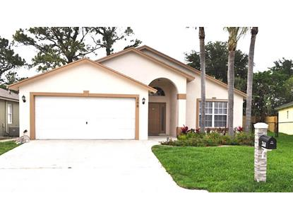 268 Malibu Circle Greenacres, FL MLS# RX-10483832