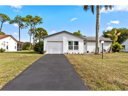 6125 Rainbow Circle Greenacres, FL MLS# RX-10484116