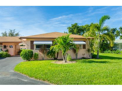 308 Flamingo Lane Delray Beach, FL MLS# RX-10485554