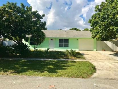 6151 Carthage N Circle Lake Worth, FL MLS# RX-10486029
