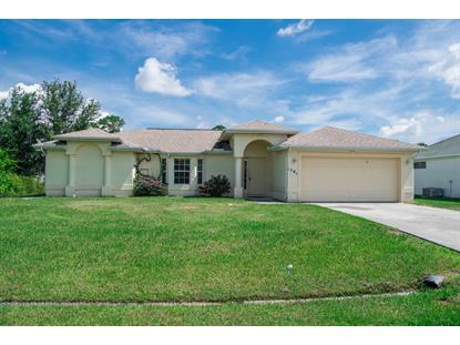 1581 SW Crater Avenue Port Saint Lucie, FL MLS# RX-10486704