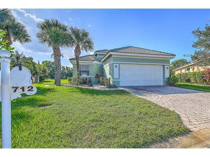 712 NW Stanford Lane Port Saint Lucie, FL MLS# RX-10486719