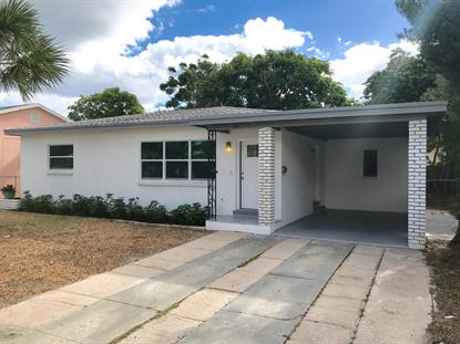 141 W 35th Street Riviera Beach, FL MLS# RX-10486769
