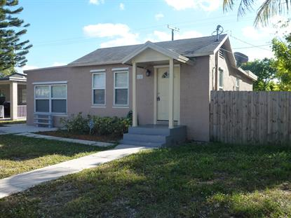 616 51st Street West Palm Beach, FL MLS# RX-10486832