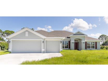 301 NE Glentry Avenue Port Saint Lucie, FL MLS# RX-10487092