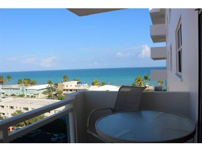 1701 S Ocean Drive Hollywood, FL MLS# RX-10487433