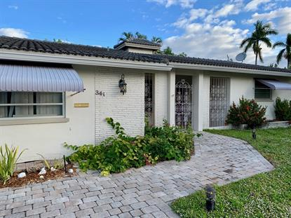 341 NE 24th Street Boca Raton, FL MLS# RX-10487621