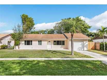 9611 Saddlebrook Drive Boca Raton, FL MLS# RX-10487630