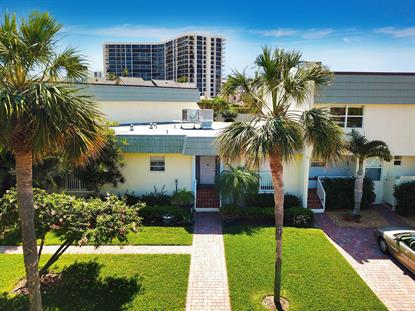 1018 Russell Drive Highland Beach, FL MLS# RX-10488442