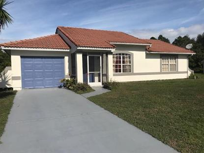 1009 SW Aswan Avenue Port Saint Lucie, FL MLS# RX-10488572