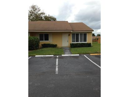4747 Orleans Court West Palm Beach, FL MLS# RX-10488735