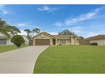 1037 SW Benchor Avenue Port Saint Lucie, FL MLS# RX-10493450