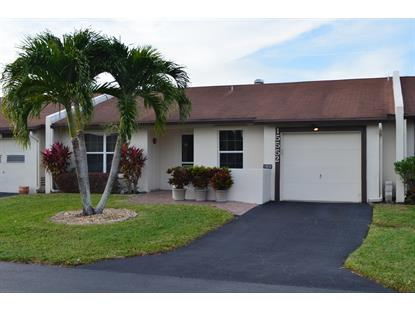 15552 Bottlebrush Circle Delray Beach, FL MLS# RX-10494183