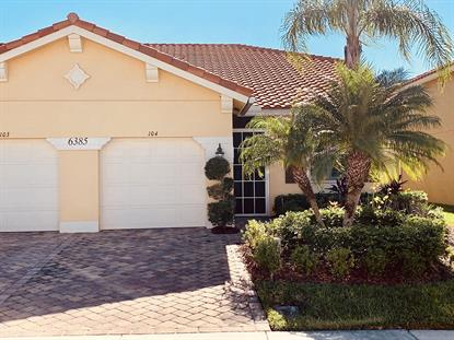 6385 Oxford Circle Vero Beach, FL MLS# RX-10494589