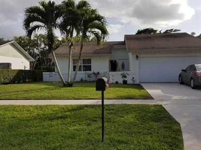 9190 Saddlecreek Drive Boca Raton, FL MLS# RX-10494693