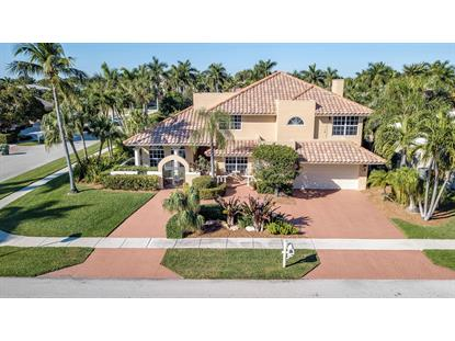 7601 NE Spanish Trail Court Boca Raton, FL MLS# RX-10494847