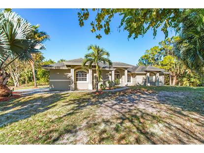 16835 N 62nd Road Loxahatchee, FL MLS# RX-10495761