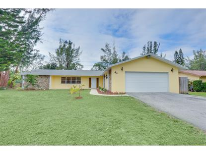 44 Akron Road Lake Worth, FL MLS# RX-10496432