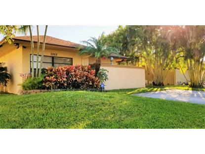 5262 Robbie Court West Palm Beach, FL MLS# RX-10496491