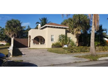 701 38th Street West Palm Beach, FL MLS# RX-10497213