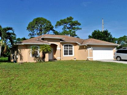3307 SE May Court Port Saint Lucie, FL MLS# RX-10497268