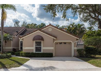 1904 Rosewood Way Palm Beach Gardens, FL MLS# RX-10497282