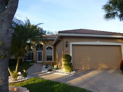 7131 Via Genova  Delray Beach, FL MLS# RX-10497376