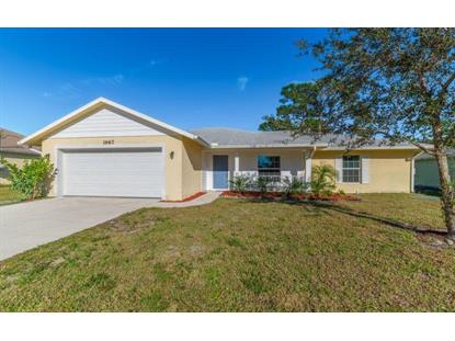 1967 SW Sylvester Lane Port Saint Lucie, FL MLS# RX-10497527