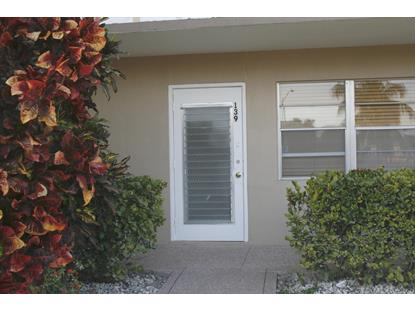 139 Dover B  West Palm Beach, FL MLS# RX-10497623