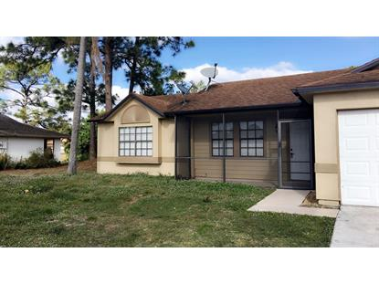 2271 SW Susset Lane Port Saint Lucie, FL MLS# RX-10497627