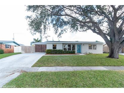 3615 Catalina Road Palm Beach Gardens, FL MLS# RX-10497646