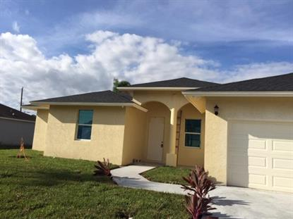 1254 SE Nancy Lane Port Saint Lucie, FL MLS# RX-10497705