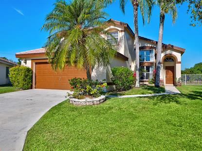 3963 Westchester Way Boynton Beach, FL MLS# RX-10497967