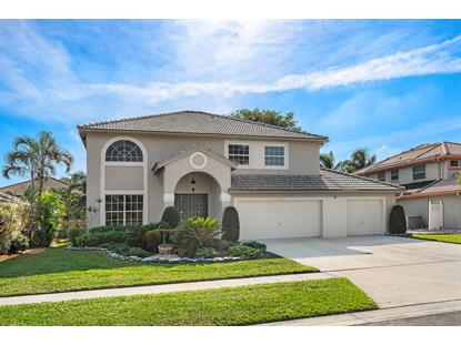 5793 Descartes Circle Boynton Beach, FL MLS# RX-10498042
