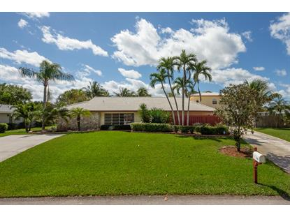 4158 Oak Street Palm Beach Gardens, FL MLS# RX 10511970