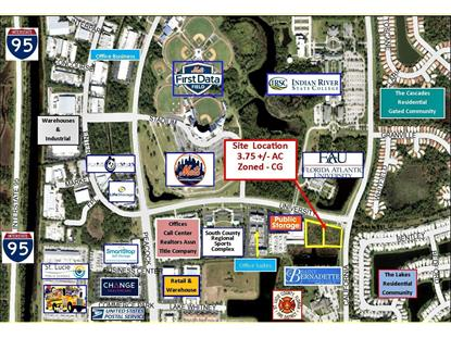 510 & Tbd NW University Boulevard Port Saint Lucie, FL MLS# RX-10524748