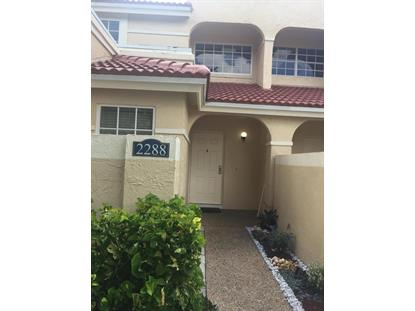 2288 Deer Creek Alba Way Deerfield Beach, FL MLS# RX-10565014