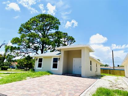 4875 Springfield Street Lake Worth, FL MLS# RX-10629692