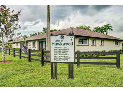 4875 Hawkwood Road Boynton Beach, FL MLS# RX-10633052